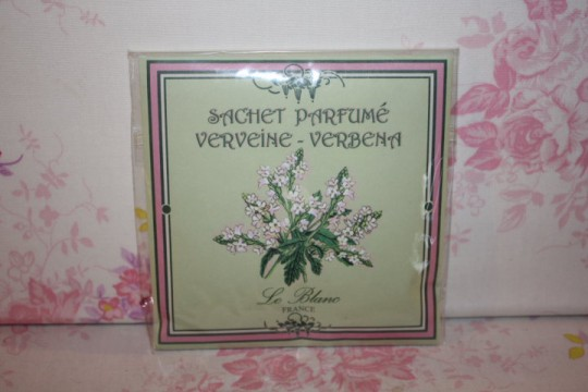 """Sachet parfumé """"VERVEINE"""""""