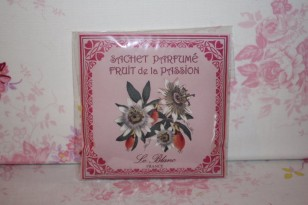 """Sachet parfumé """" FRUIT DE LA PASSION """" Parfum d'ambiance"""