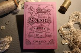 Album de broderie n°101
